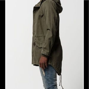 Other - Charles and a Half Anorak Jacket